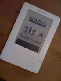 """Before They Were Beatles"" on the Kindle"